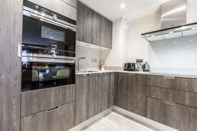 Courchevel 1650 Luxury Rental Appartment Amicite Kitchen