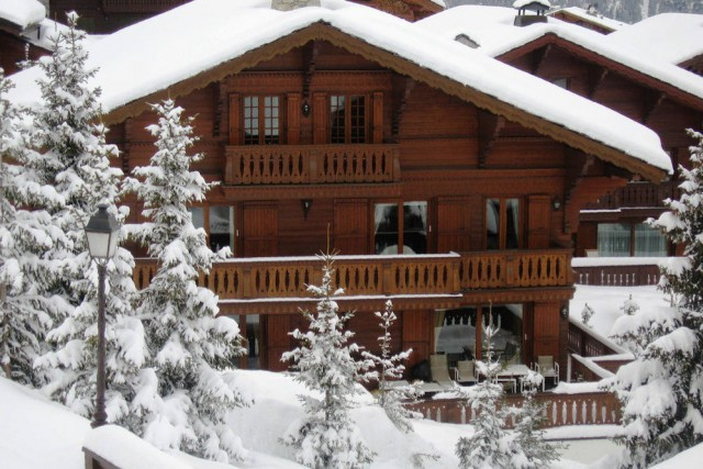 Courchevel 1850 Location Chalet Luxe Nilia Chalet