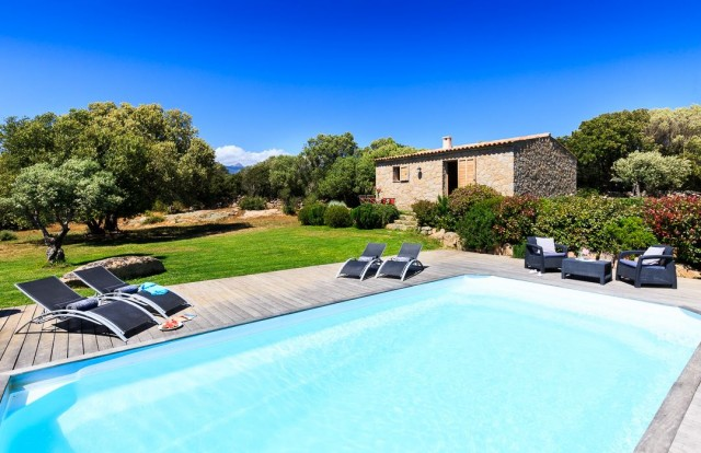 Figari Location Villa Luxe Quotari