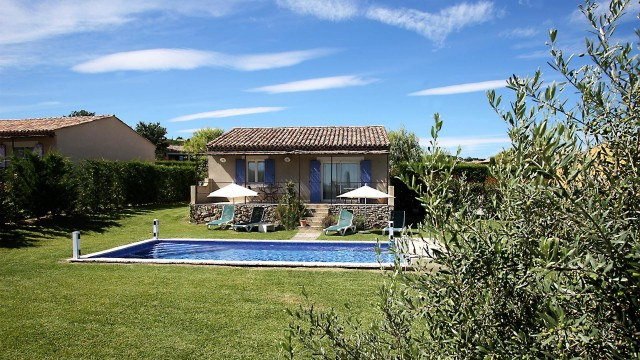 Forcalquier Location Villa Luxe Lukute Jardin