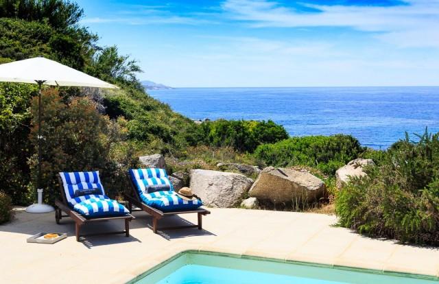 Ile Rousse Location Villa Luxe Hauvia