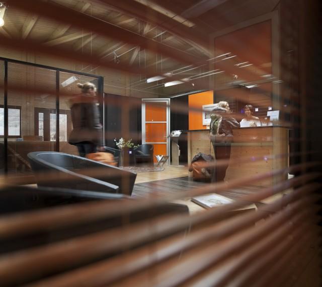Le Bourg Saint Maurice Location Appartement Luxe Blaterite Duplex Reception