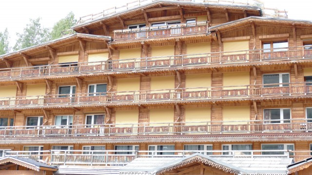 Les Deux Alpes Rental Apartment Luxury Wulfenite Outside