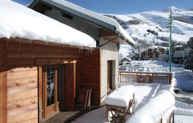 Les Deux Alpes Location Chalet Luxe Wilsanite Exterieur