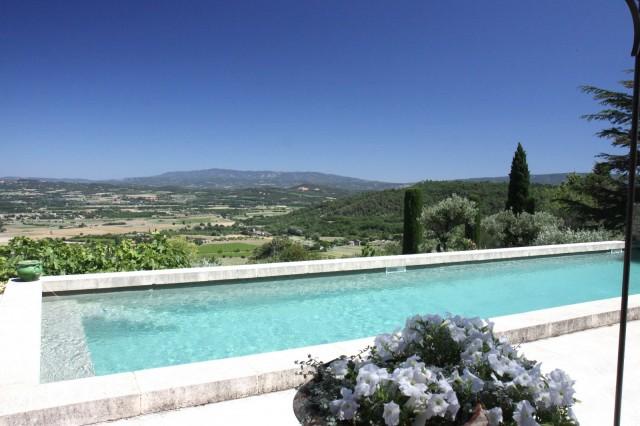 Luberon Luxury Rental Villa Leucin Pool