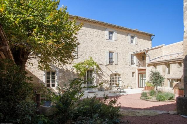 Luberon Location Villa Luxe Leucon Exterieur