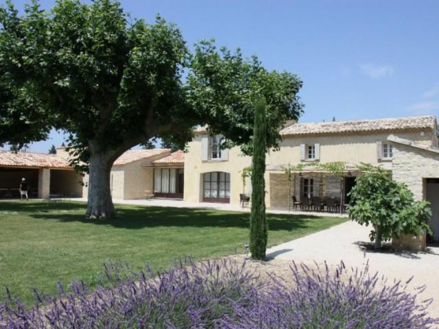 Luberon Location Villa Luxe Limette Extérieur