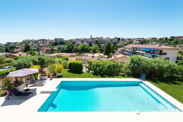 Nice Luxury Rental Villa Neotine Pool