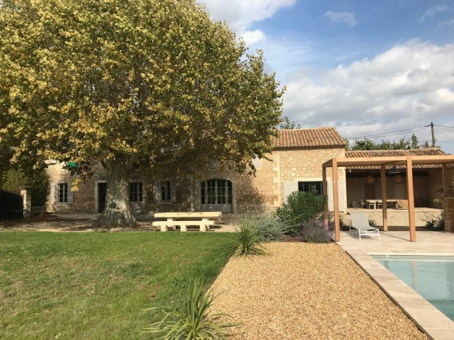 Saint Rémy De Provence Luxury Rental Villa Mercasite Exterior