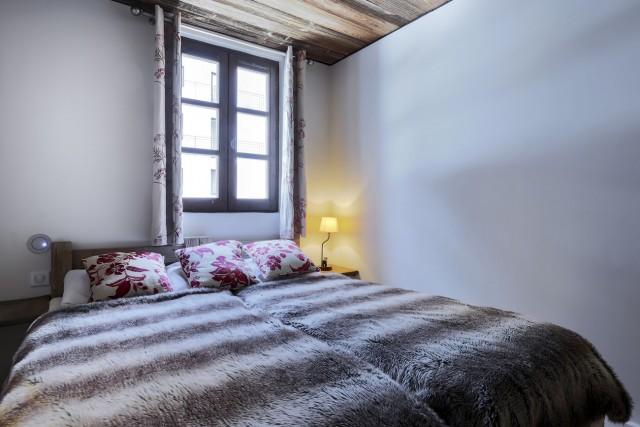 Val d'Isère Luxury Rental Apartment Varalite Bedroom