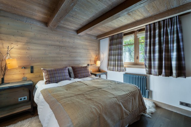 Val d'Isère Luxury Rental Appartment Viorne Bedroom