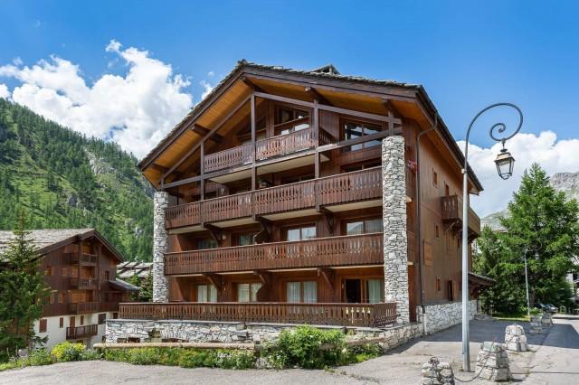Val d'Isère Location Appartement Luxe Vitolan Extérieur