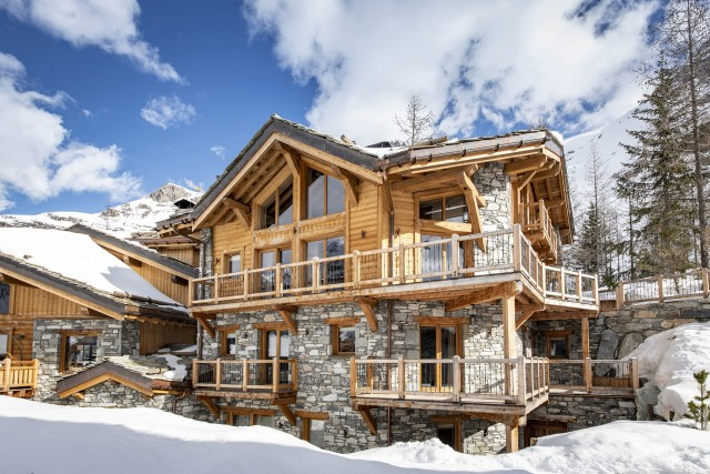 Val D'Isère Location Chalet Luxe Umbate Chalet