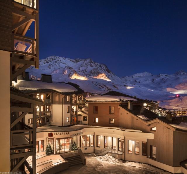 Val Thorens Rental Apartment Luxury Valekite Outside