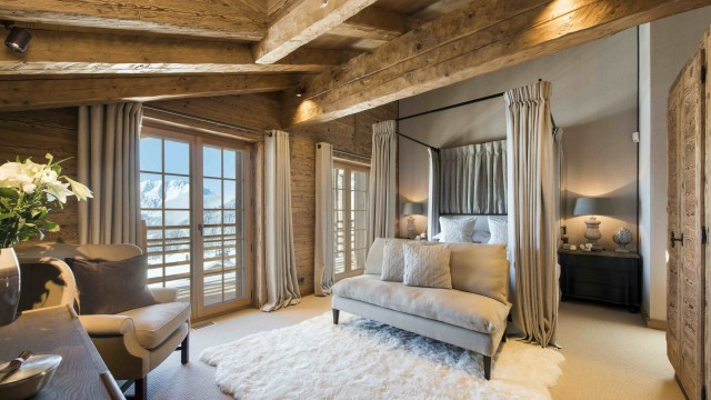 Verbier Location Chalet Luxe Vitaminite Chambre