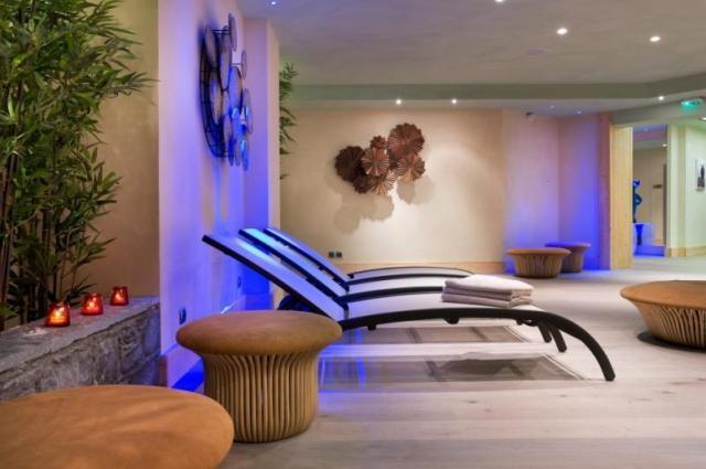 Alpe d'Huez  Location Appartement Luxe Acroate Duplex Espace Détente