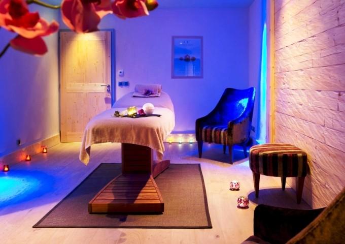 Alpe d'Huez  Location Appartement Luxe Acroite Duplex Massage