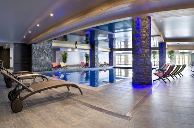 Alpe d'Huez  Location Appartement Luxe Acroite Duplex Piscine