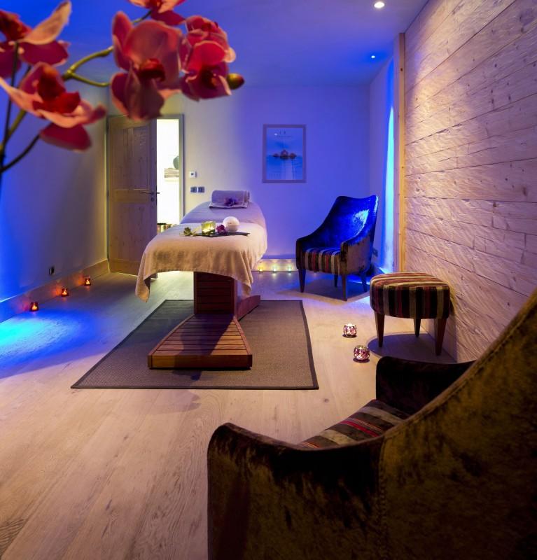 Alpe d'Huez  Location Appartement Luxe Acroitie Massage