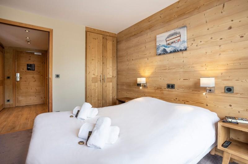 Alpe D'Huez Location Appartement Luxe Amara Chambre