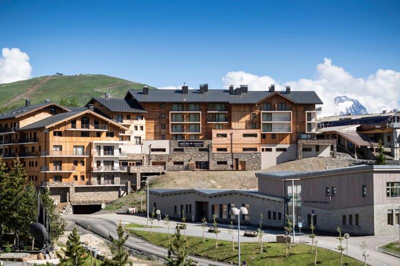 Alpe D'Huez Location Appartement Luxe Amara Extérieur