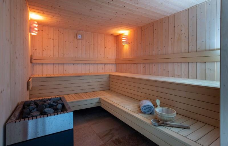 Alpe D'Huez Location Appartement Luxe Amara Sauna