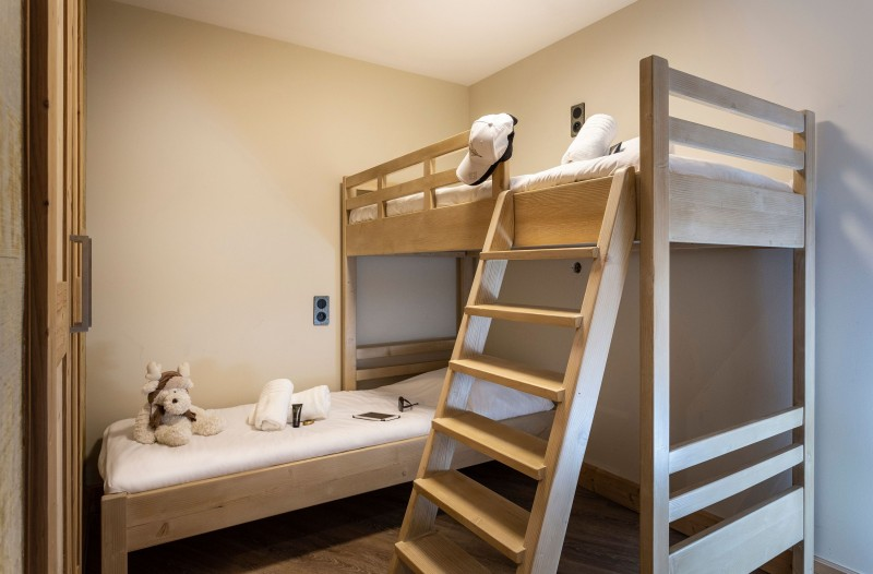 Alpe D'Huez Location Appartement Luxe Amari Chambre2