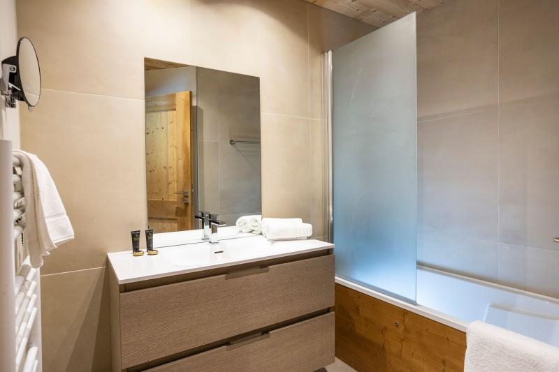 Alpe D'Huez Location Appartement Luxe Amari Salle De Bain