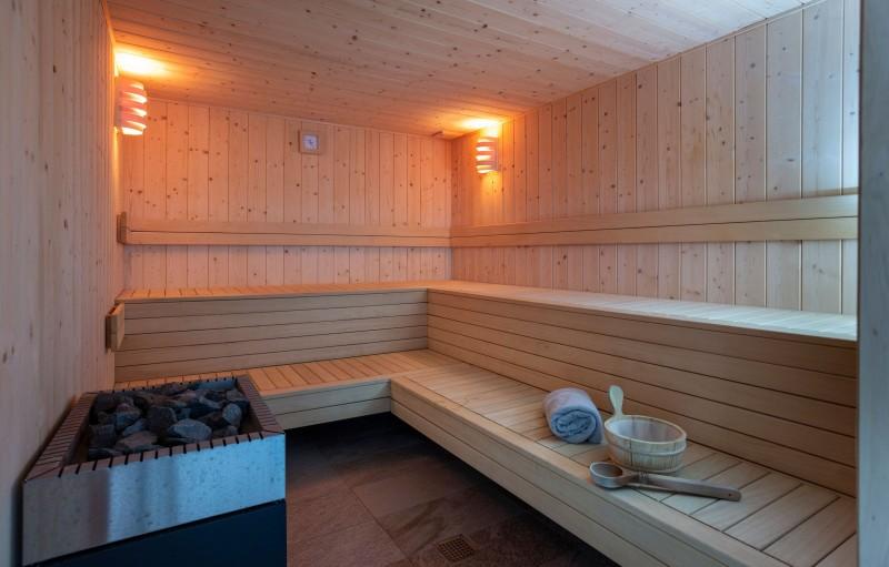 Alpe D'Huez Location Appartement Luxe Amari Sauna