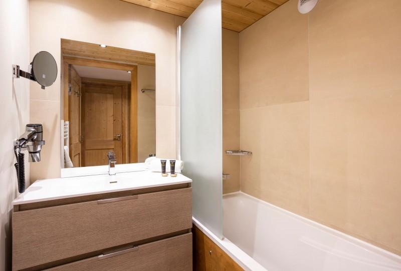 Alpe D'Huez Location Appartement Luxe Amaro Salle De Bain