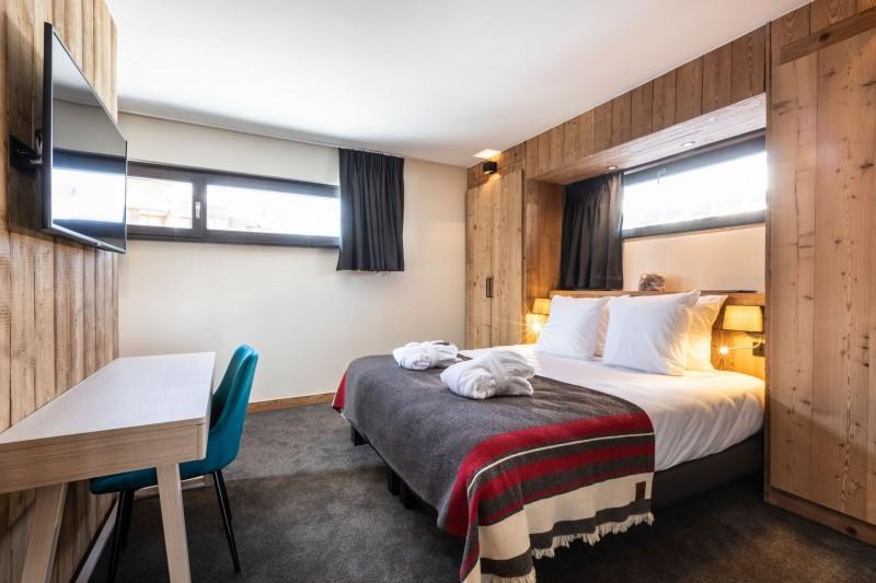 Alpe D'Huez Location Chalet Luxe Acenakite Chambre3