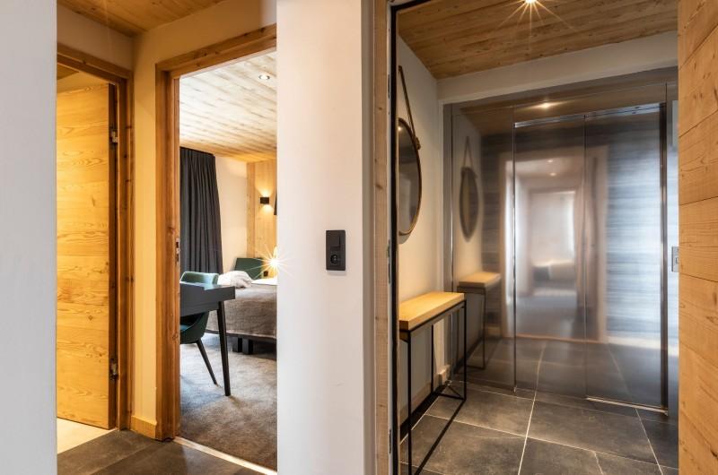 Alpe D'Huez Location Chalet Luxe Acenekite Ascenseur