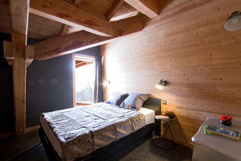 Alpe d'Huez Location Chalet Luxe Novableu Chambre 1