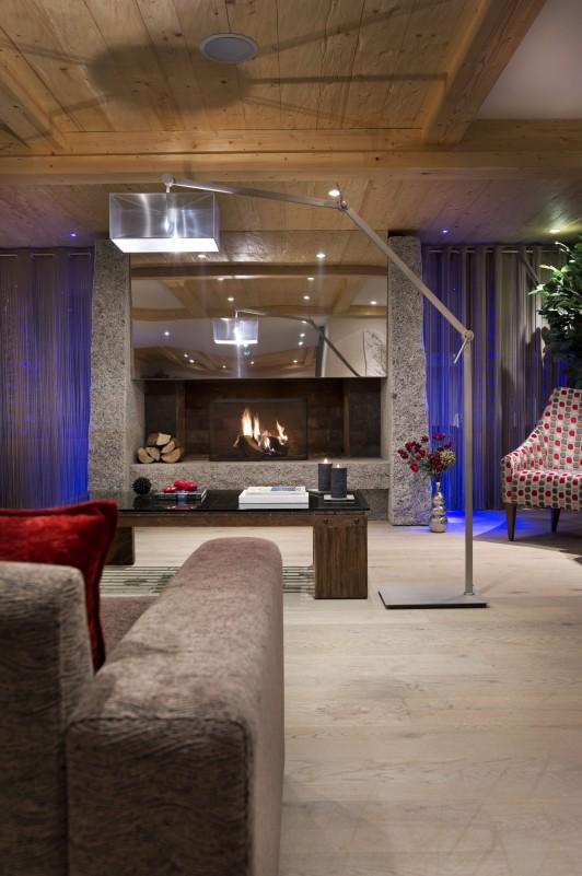 Alpes D'Huez  Location Appartement Luxe Acroitie Réception