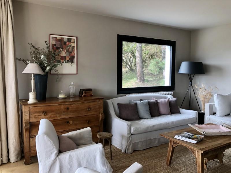 Annecy Luxury Rental Villa Bowanite Living Room
