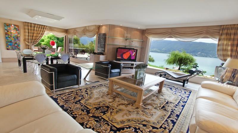 Annecy Luxury Rental Villa Pierre de Fee Living Area 1