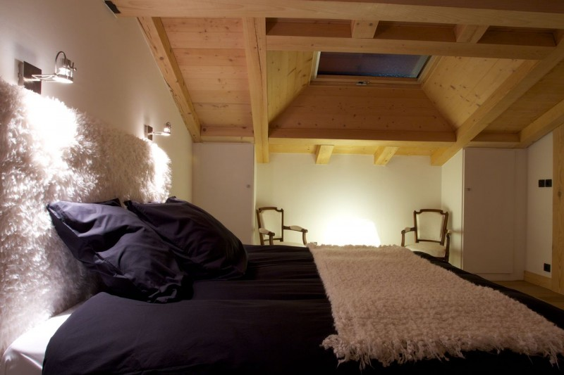Argentière Location Chalet Luxe Californite Chambre4