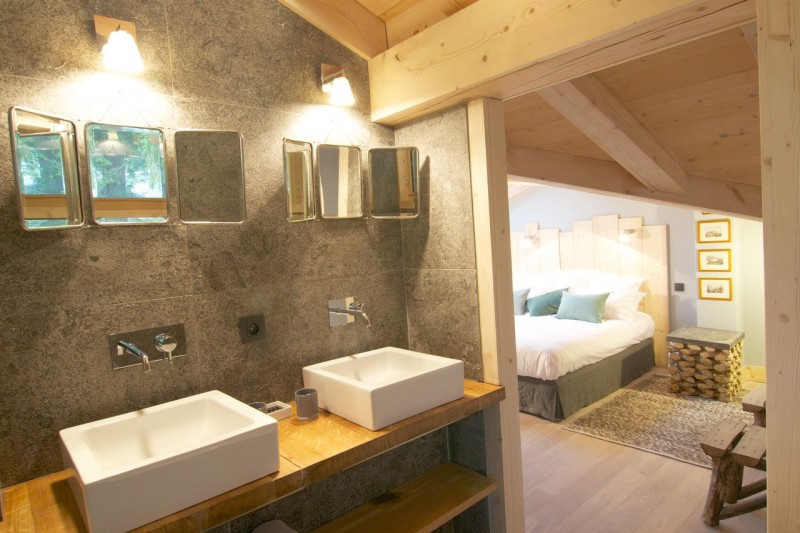 Chamonix Luxury Rental Chalet Cancrinite Bedroom 5