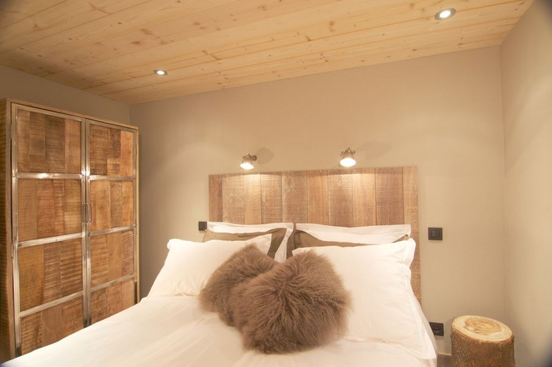 Argentière Location Chalet Luxe Cancrinite Chambre 7