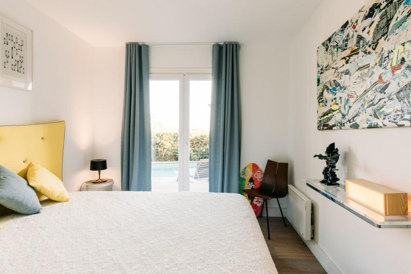 Bonifacio Location Villa Luxe Bugranel Chambre 2