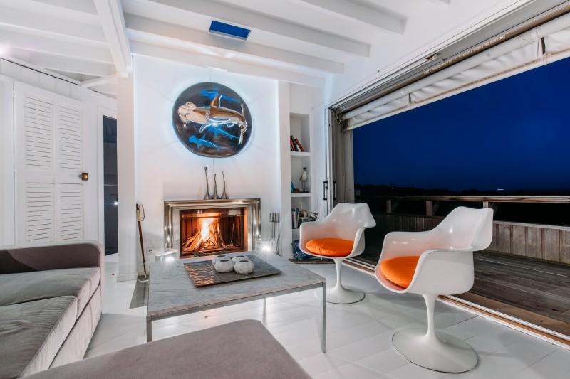 Bonifacio Luxury Rental Villa Bugranel Living Area