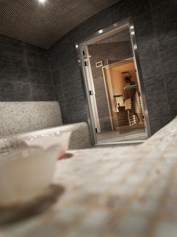 Bourg Saint Maurice Location Appartement Luxe Blordine Sauna