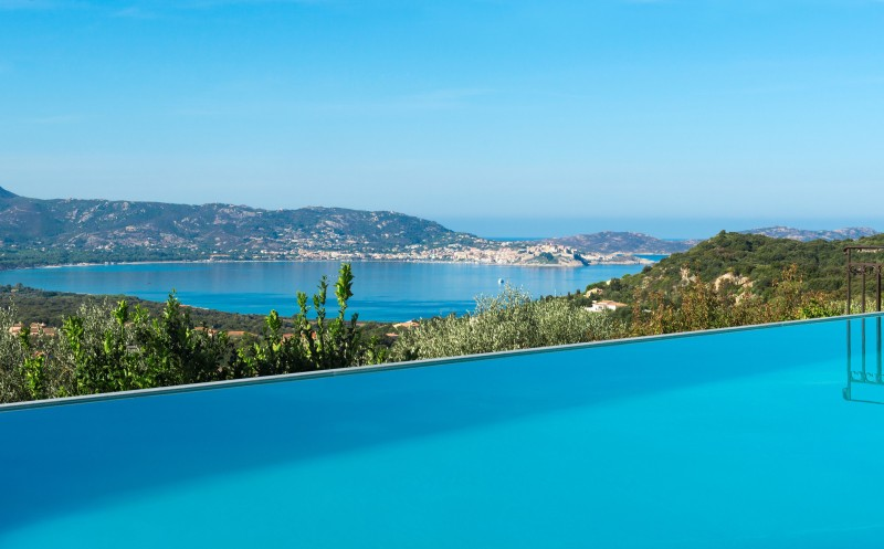 Calvi Luxury Rental Villa Diademe Royal Pool 2