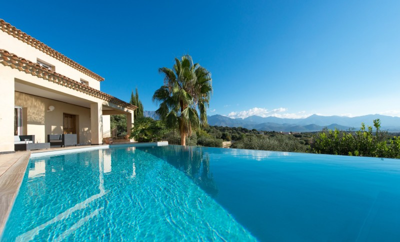 Calvi Luxury Rental Villa Diademe Royal Pool 4