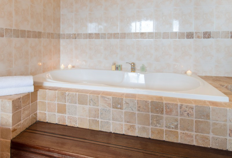 Calvi Luxury Rental Villa Diademe Royal Bathroom 2