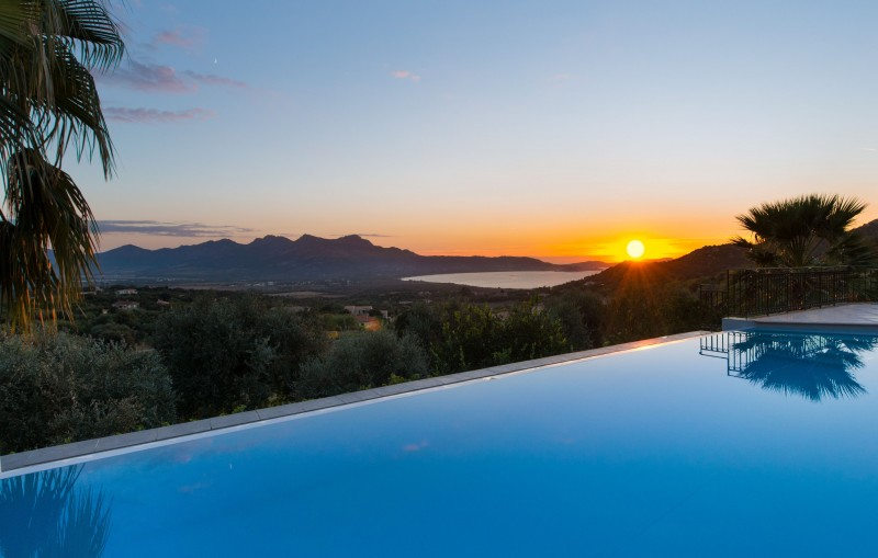Calvi Luxury Rental Villa Diademe Royal View 2