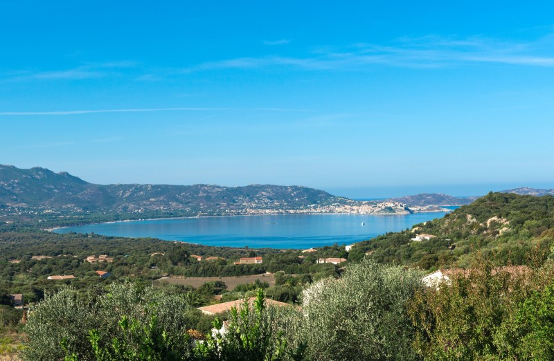 Calvi Luxury Rental Villa Diademe Royal View