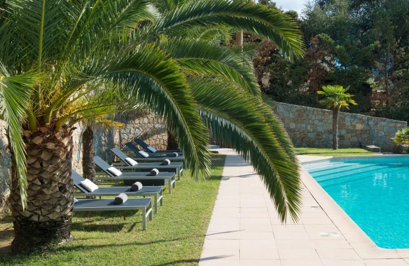 Calvi Location Villa Luxe Doste Piscine 4