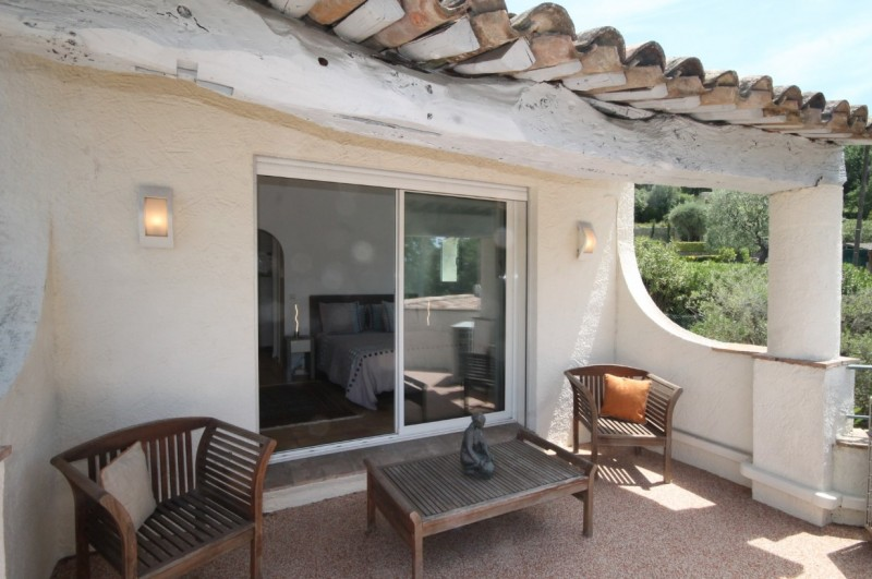 Cannes Luxury Rental Villa Calendula Terrace 2