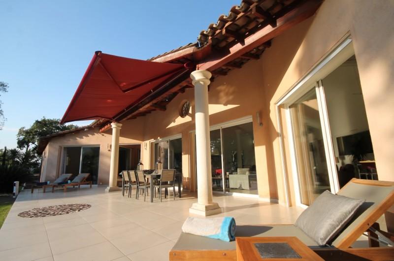 Cannes Location Villa Luxe Carraluma Terrasse 2